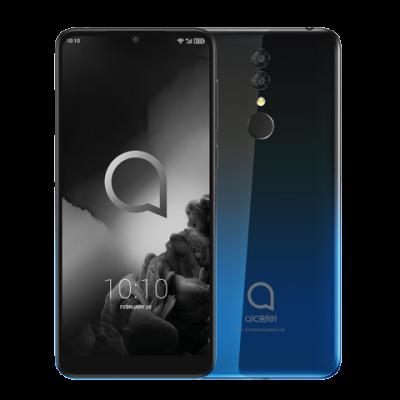 WINDTRE ALCATEL 3 2019 64GB BLACK-BLUE