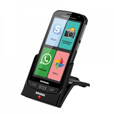 BRONDI AMICO SMARTPHONE + 3G NERO