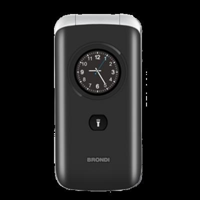 BRONDI AMICO CLOCK NERO