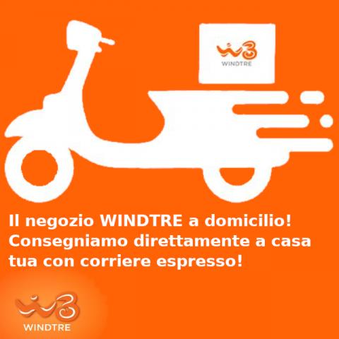 PRENOTA L'OFFERTA WINDTRE