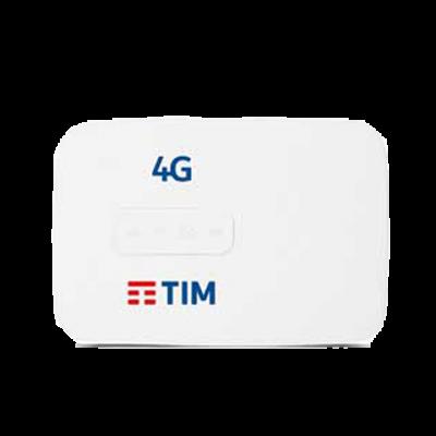 TIM MODEM WI-FI 4G (ALCATEL MW40V) BIANCO
